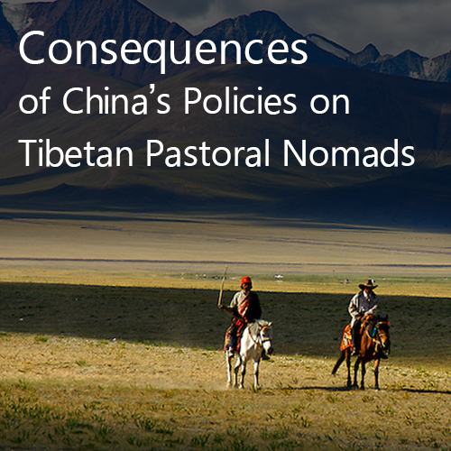 Consequences of China's Policies on Tibetan Pastoral Nomads
