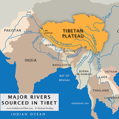 Tibet's Rivers: Perspectives and Challenges for Asia