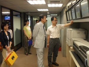 Health Kalon Dr Tsering Wangchuk visits Centers for Disease Control, Department of Health in Taiwan
