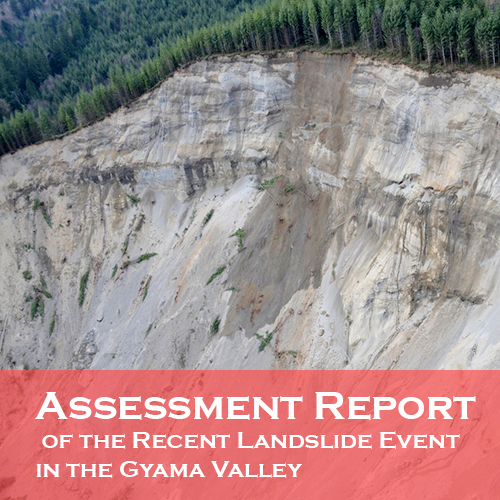 Assessment Report of the Recent Landslide Event in the Gyama Valley