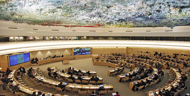 The United National Human Rights Council (UNHRC).