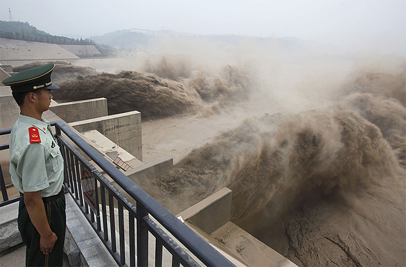 China's Great Dam Boom: An Assault on Its River Systems - Central