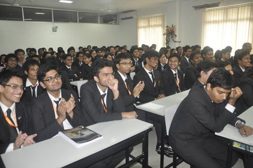 aw University and Judicial Academy in Guwahati, Assam, on 5 February 2014