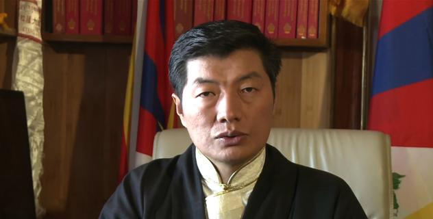 Sikyong Dr. Lobsang Sangay/File photo