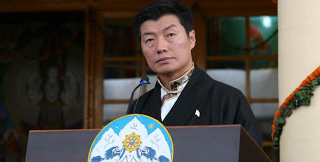 Sikyong Dr. Lobsang Sangay (File Photo)