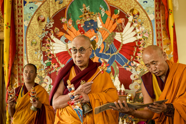 Kalachakra Teachings Begin in Ladakh - Central Tibetan Administration