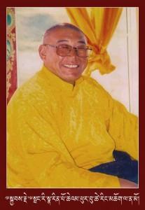 Tulku Rinpoché PhurbuTsering, également connu sous le nom Pangri-na Rinpoché