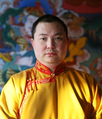 Telo Tulku Rinpoche