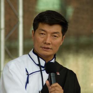 Dr. Lobsang Sangay, Sikyong
