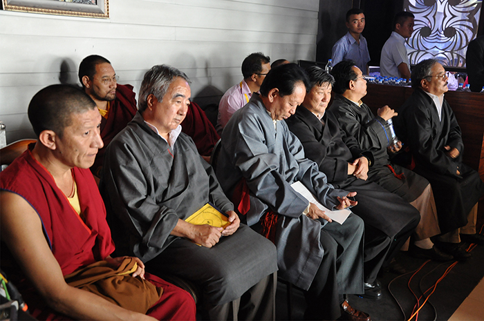 Secretaries of the various departments of the Central Tibetan Administration.