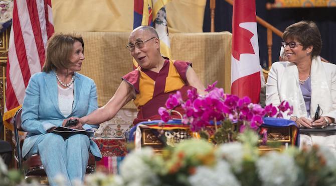 President Obama's Envoy Graced H.H the Dalai Lama's 80th Birthday Celebration in NYC