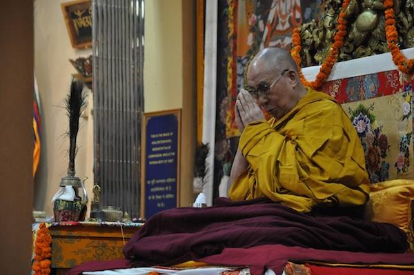 An analysis of the dalai lama