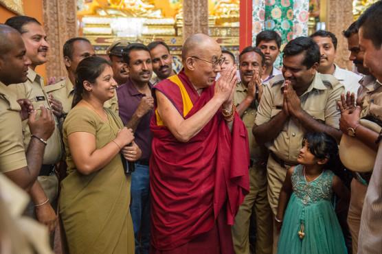 Назначен новый руководитель Департамента безопасности тибетского правительства в изгнании