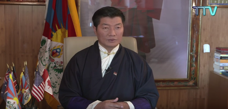 Sikyong's Greeting on Losar (Tibetan New Year)