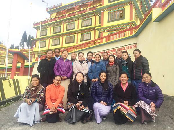 Participants of the workshop.