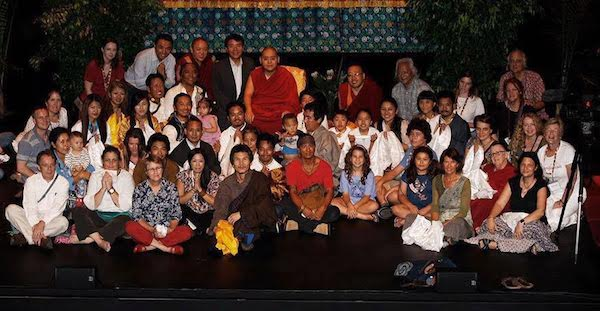 HIs Eminence the 7th Kyabje Yongzin Ling Rinpoche,