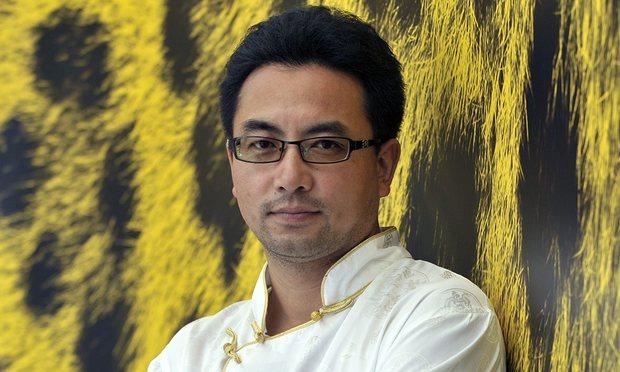 Tibetan filmmaker Pema Tseden