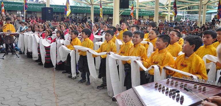 Celebrations Mark 81st Birthday of His Holiness the Dalai Lama at Dharamshala