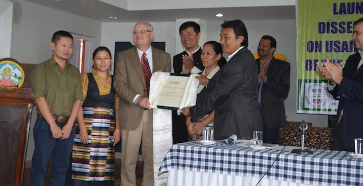 USAID Awards Letter of Appreciation to Health Department, CTA