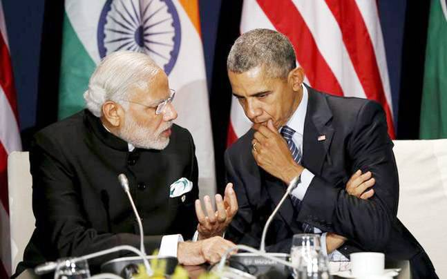 India and US today signed denfense logistics suport agreement. (Picture for representation).