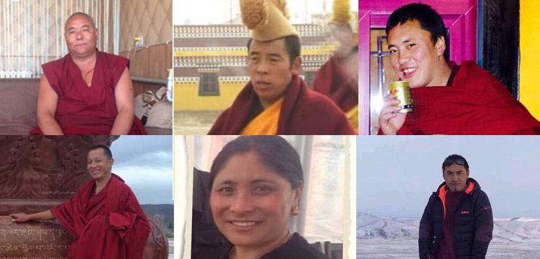 Chinese Court Sentences 10 Tibetans to Varied Terms for Celebrating His Holiness the Dalai Lama's Birthday