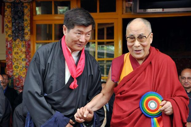 Hopeful Of An Early Meeting Between Trump Dalai Lama Lobsang Sangay Central Tibetan Administration