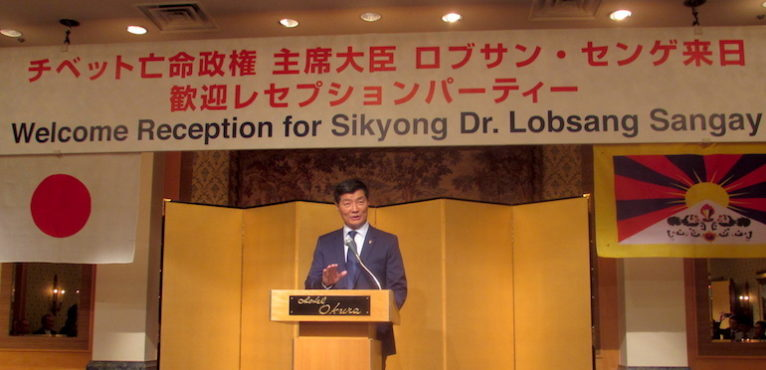 One Must Understand Tibet to Understand China: Sikyong in Japan