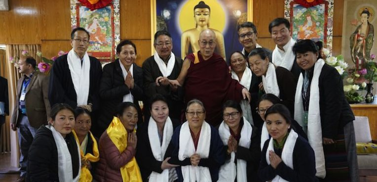 """Time for Tibetan Women to Contribute to Global Leadership"" – His Holiness the Dalai Lama"