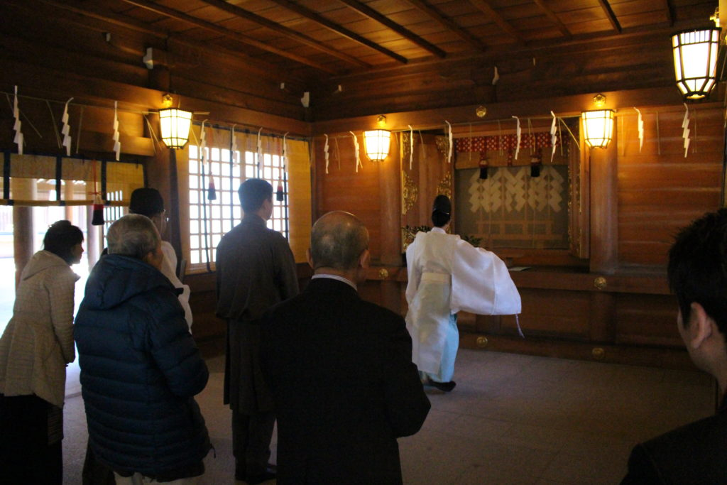 Sikyong Dr Lobsang Sangay's visit to Meiji Shrine in Tokyo.