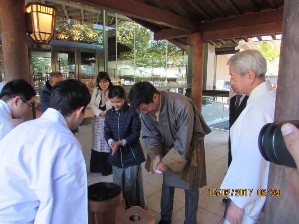 Sikyong Dr Lobsang Sangay's visit to