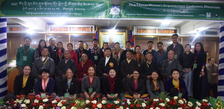Sikyong Inaugurates First Ever Tibetan Women's Empowerment Conference