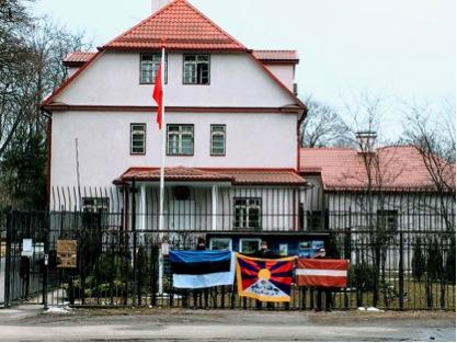 In Tallinn, Estonia
