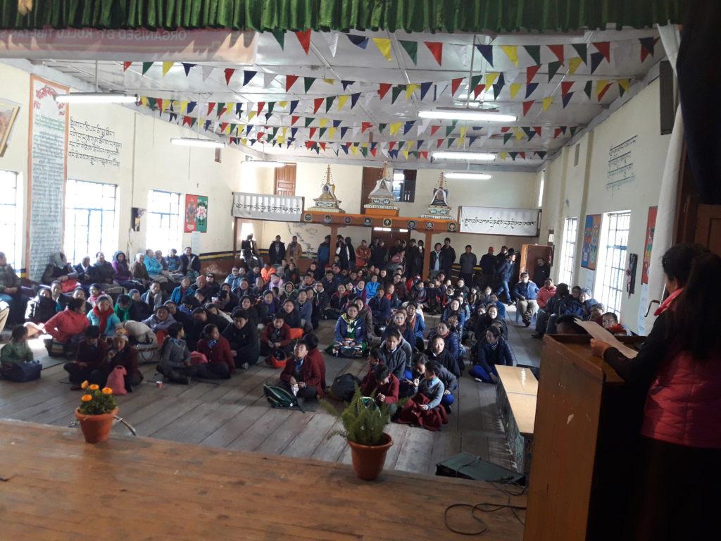 Tibetan Women's Day in Kullu Manali, 12 March 2017