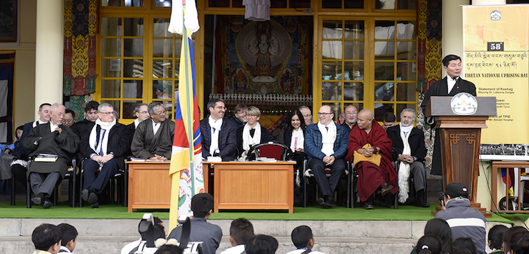 Kashag Declares 2017 as Year of Campaign for Tibet