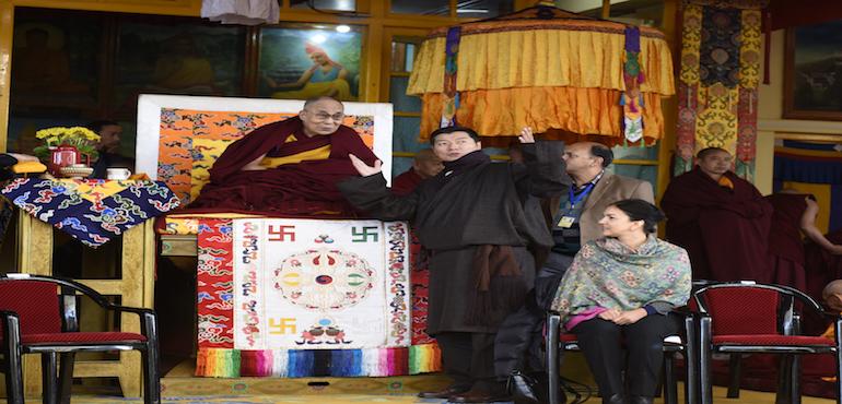 His Holiness the Dalai Lama Is The First Feminist Dalai Lama-Australian Senator