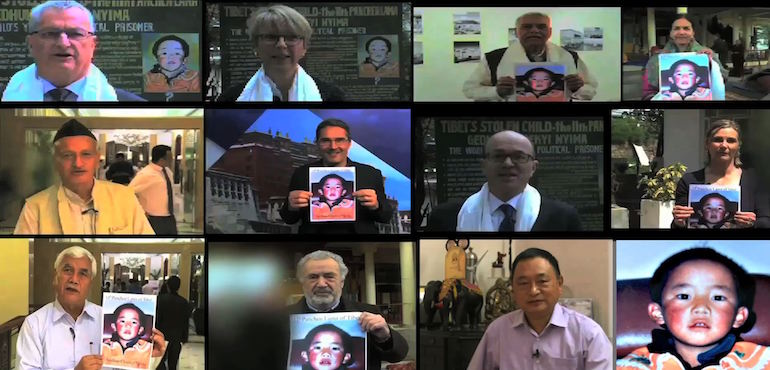 Missing- The Panchen Lama of Tibet
