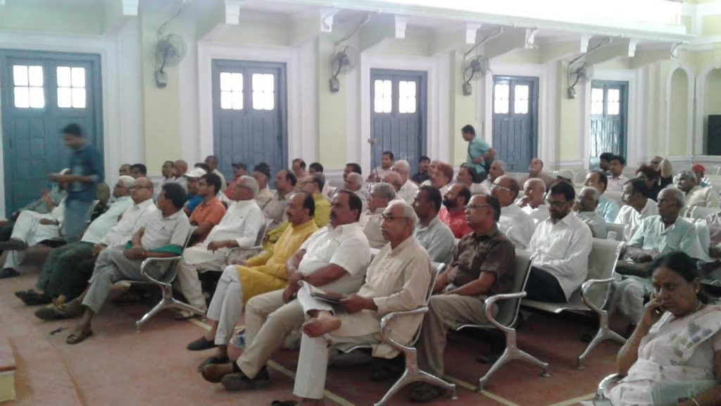 Participants of the memorial lecture.