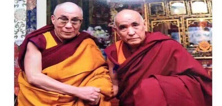 His Holiness the Dalai Lama Appoints the 104th Gaden Tripa