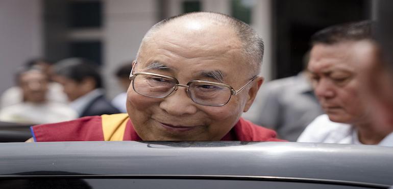Bostwana Visit of His Holiness the Dalai Lama Cancelled Owing to Exhaustion