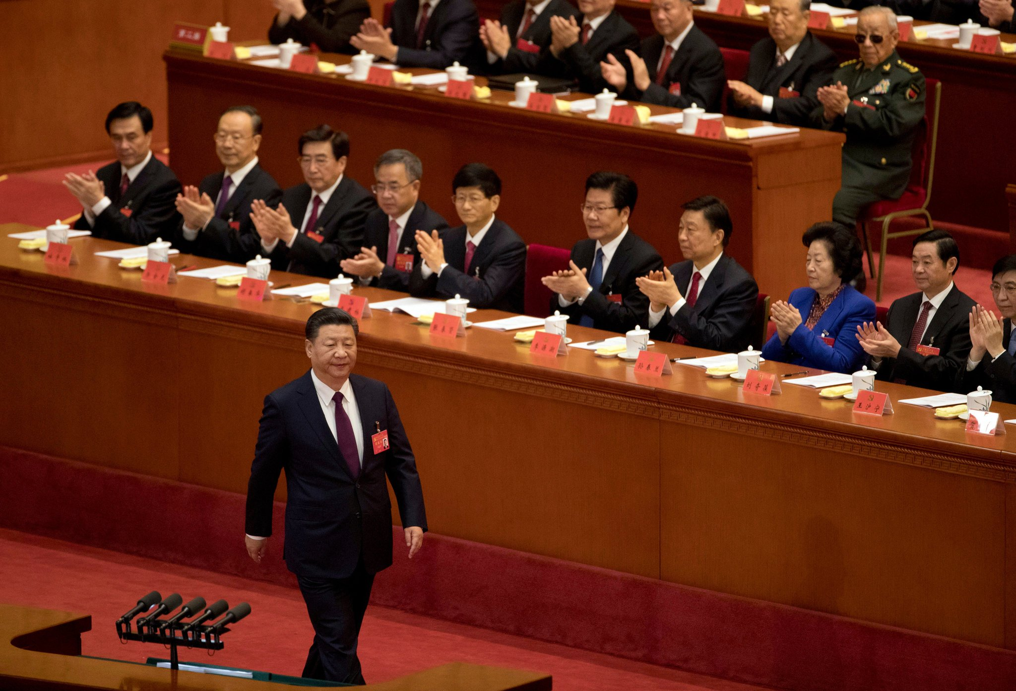 China Communist Party Reasserts Absolute Control over Religion