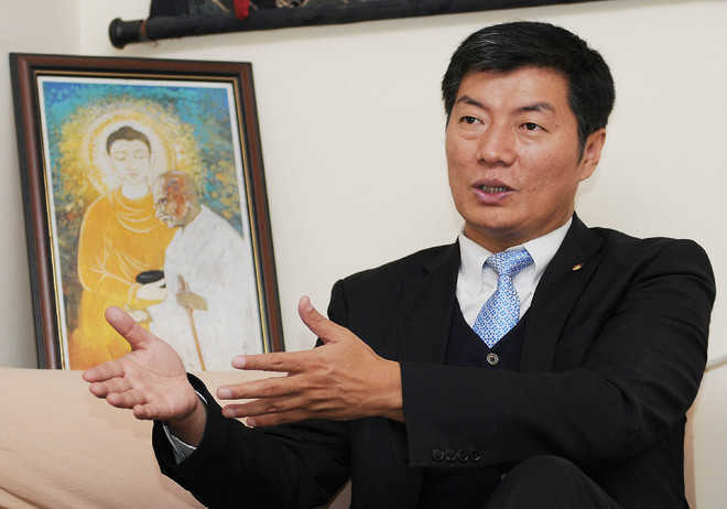 Tibetan PM-in-exile cautions India against China - Central Tibetan ...