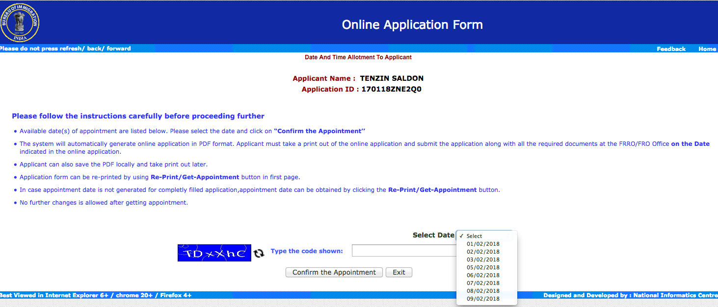 Step By Step Guide To Online Rc Registration Central