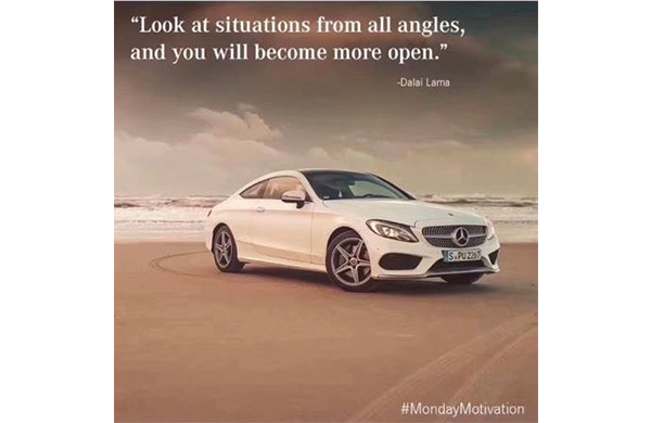MERCEDES BENZ QUOTES