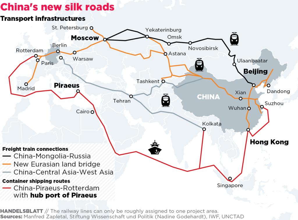 EU ambassadors band together against Silk Road - Central