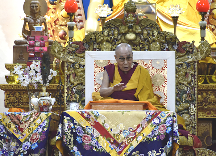Online Registration Available for His Holiness the Dalai