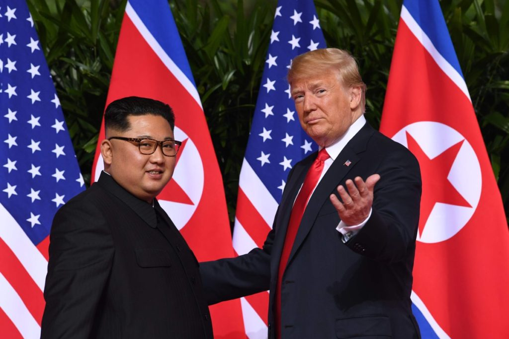 His Holiness The Dalai Lama Welcomes Trump Kim Singapore Summit Initiative Central Tibetan Administration