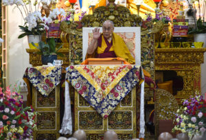 Online Registration Available for His Holiness the Dalai Lama's