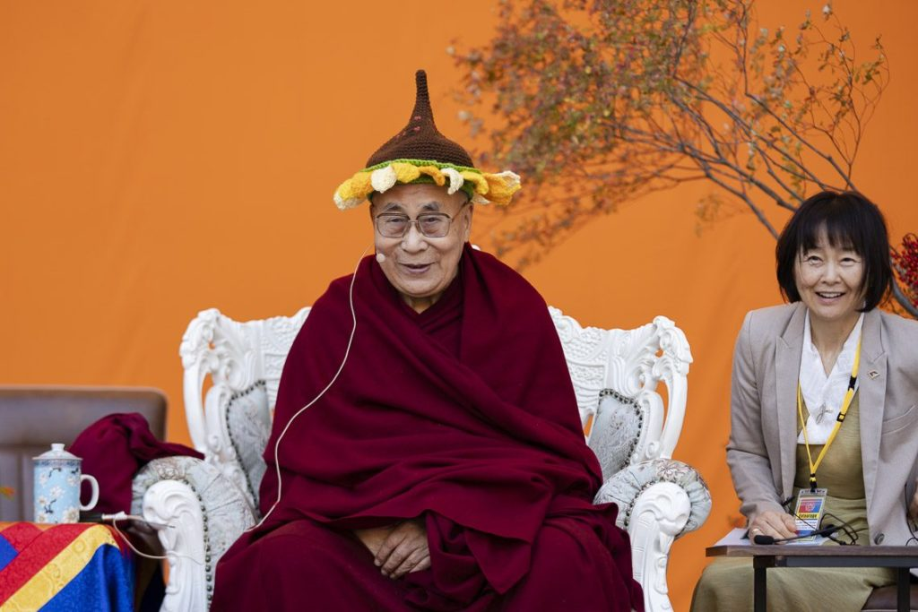We Are One Human Family His Holiness The Dalai Lama Delivers Public Talk In Tokyo Central Tibetan Administration