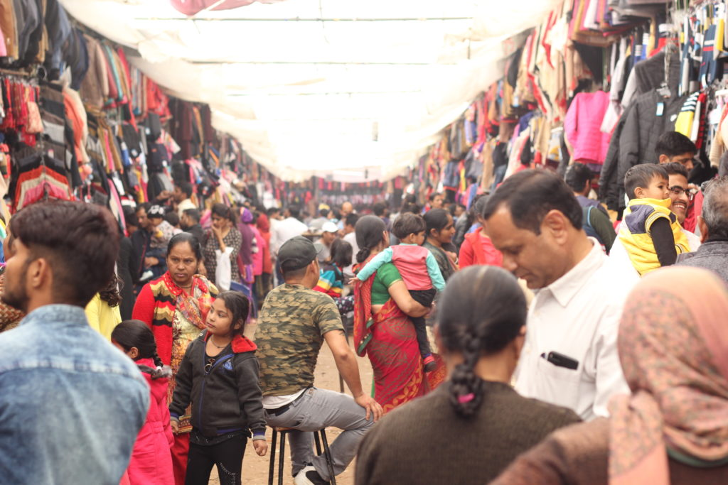 Photo Story: Tibetan Sweater Sellers in Jaipur - Central