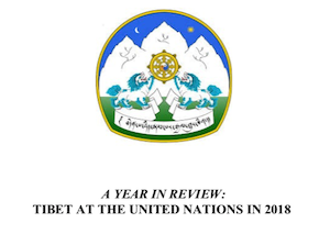 A Year in Review: Tibet at the UN in 2018
